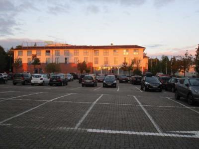 Unser Hotel Wyndham Garden  in Gägelow