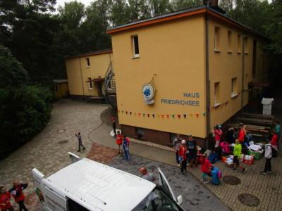 Unsere Unterkunft KIEZ Kemberg