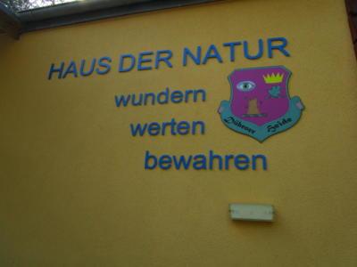 Unsere Unterkunft in Kemberg
