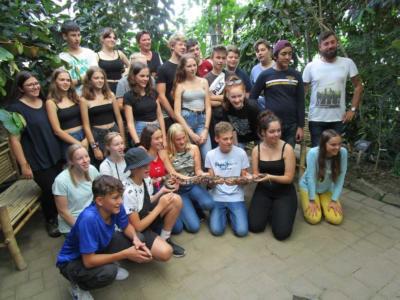 Gruppenfoto-Waldorfschule-Erlangen
