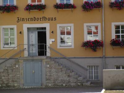 Zinsendorfhaus