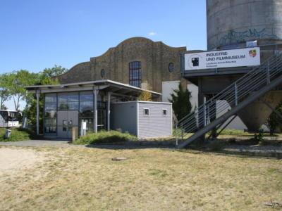 07 Industriedenkmal Filmfabrik Wolfen