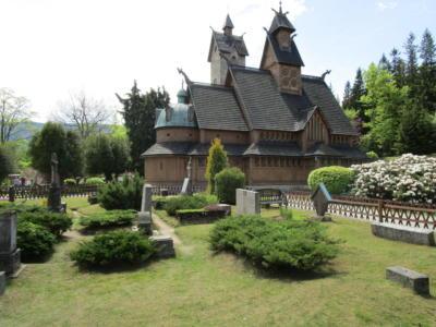 Wang Stabkirche