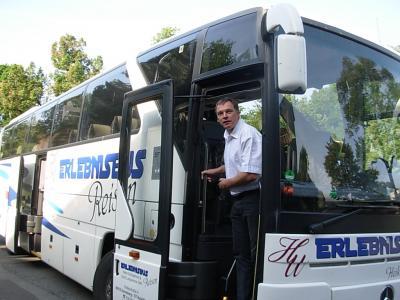 Ihr Busfahrer