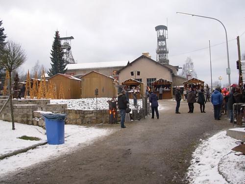 Weihnachtsmarkt Auerbach  Opf